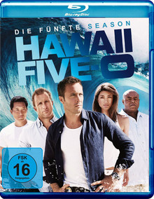 Hawaii Five-0 - Die fünfte Season (5 Disc Set)