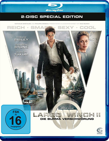 Largo Winch II - Die Burma Verschwörung - Special Edition (2 Disc Set)