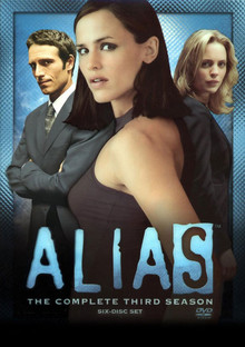 Alias - The Complete Third Season (6 Disc Set)