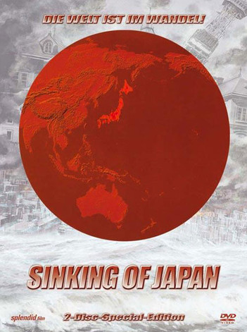 Sinking Of Japan (日本沈没) - Special Edition (2 Disc Set)