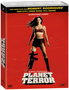 Planet Terror - Limited Collector's Edition (2 Disc Set)