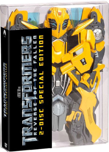 Transformers: Die Rache - Limited Bumblebee Edition (2 Disc Set)