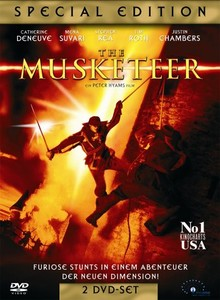 The Musketeer - Special Edition (2 Disc Set)