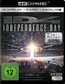 Independence Day (3DiscSet)