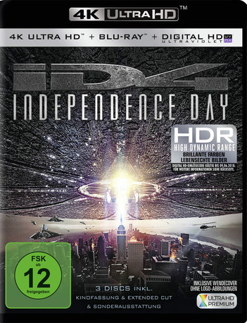 Independence Day (3 Disc Set)