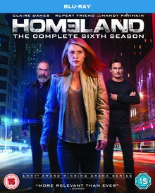 Homeland - The Complete Sixth Season (3 Disc Set)