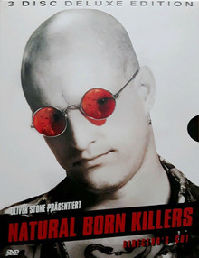 Natural Born Killers - Deluxe Edition (3 Disc Set)