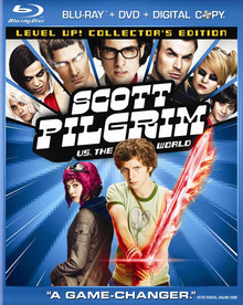 Scott Pilgrim Vs. The World - Level Up! Collector's Edition (2 Disc Set)