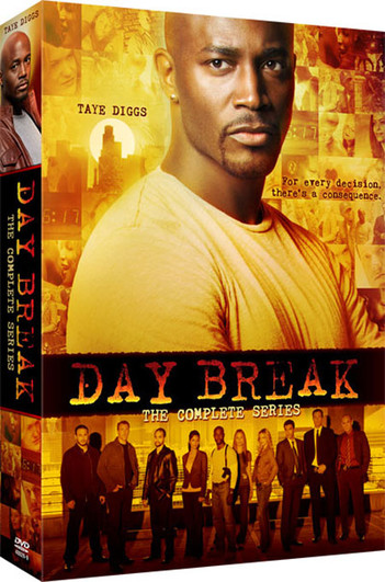 Day Break - The Complete Series (4 Disc Set)