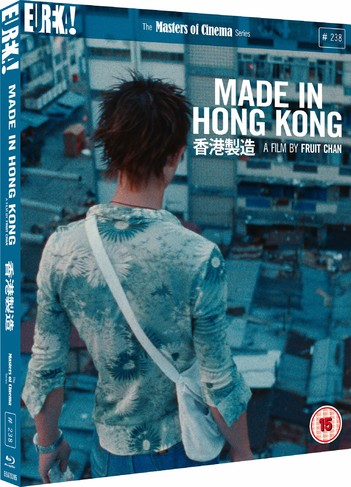 Made In Hong Kong (香港製造) - The Masters Of Cinema Series #238