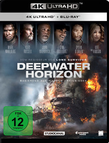 Deepwater Horizon (2 Disc Set)