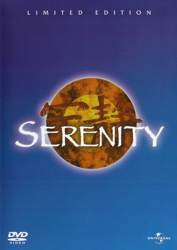 Serenity - Limited Edition (2 Disc Set)