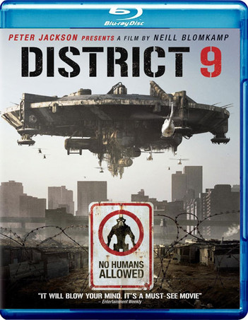 District 9 (2 Disc Set)