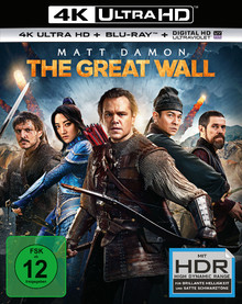 The Great Wall (長城) (2DiscSet)
