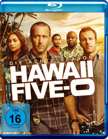 Hawaii Five-0 - Die achte Season (5 Disc Set)