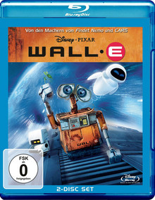 WALL·E (2 Disc Set)
