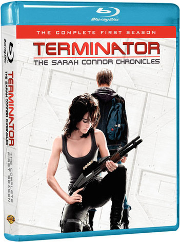 Terminator - The Sarah Connor Chronicles - The Complete First Season (3 Disc Set)