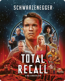 Total Recall - Limited Steelbook Edition (3DiscSet)