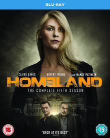 Homeland - The Complete Fifth Season (3 Disc Set)