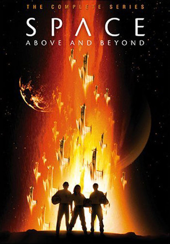 Space: Above And Beyond - The Complete Series (5 Disc Set)