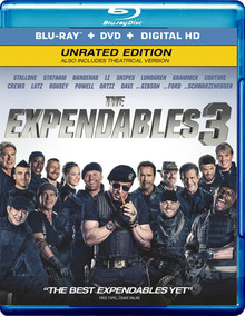 The Expendables 3 - Unrated Edition (2DiscSet)