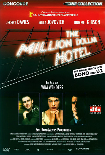 The Million Dollar Hotel - Cine Collection (2 Disc Set)