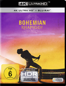 Bohemian Rhapsody (2 Disc Set)