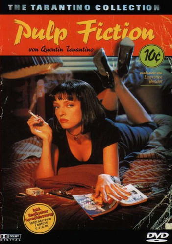 Pulp Fiction - The Tarantino Collection