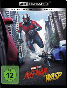 Ant-Man And The Wasp (2DiscSet)