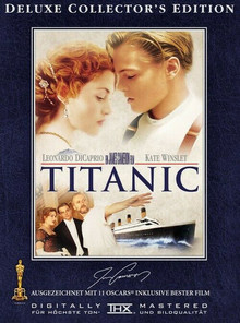 Titanic - Deluxe Collector's Edition (4 Disc Set)