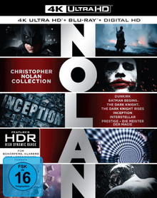 Christopher Nolan Collection
