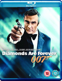 James Bond 007 - Diamonds Are Forever