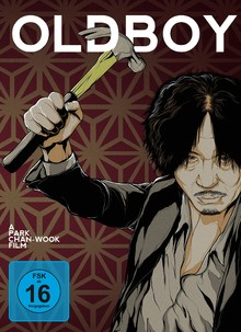 Oldboy (올드보이) - Limited Collector's Edition (4DiscSet + 4K-UHD Update Disc)