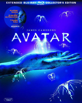 Avatar - Extended Collector's Edition (3 Disc Set)
