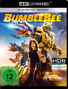 BumbleBee (2 Disc Set)