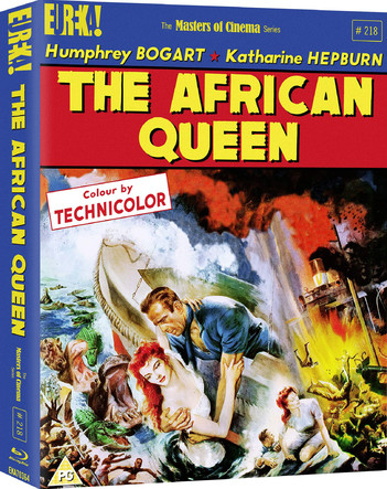 The African Queen - The Masters Of Cinema Series #218 - Limited Edition