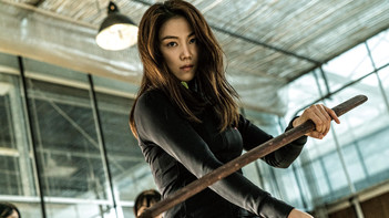 The Villainess (악녀)