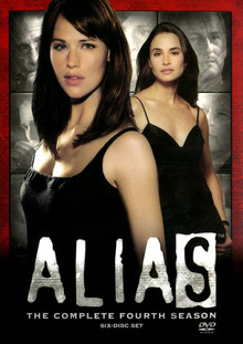 Alias - The Complete Fourth Season (6 Disc Set)