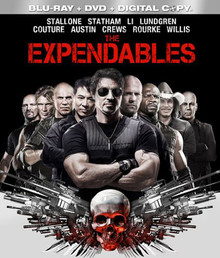 The Expendables (3 Disc Set)