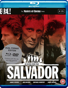 Salvador - The Masters Of Cinema Series #195 (2 Disc Set)
