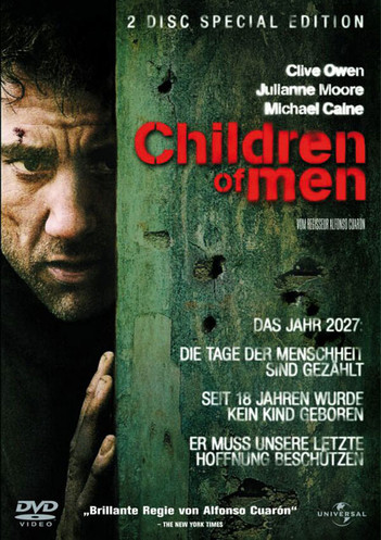 Children Of Men - Special Edition (2 Disc Set)