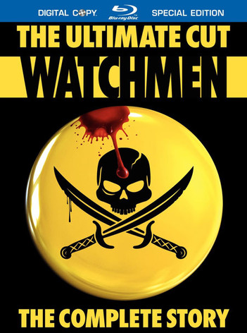 Watchmen - The Ultimate Cut (4 Disc Set)