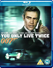 James Bond 007 - You Only Live Twice