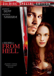 From Hell - Special Edition (2 Disc Set)