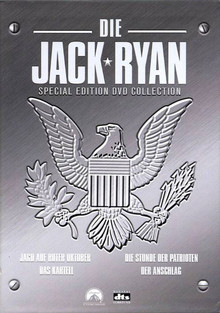 Die Jack Ryan Special Edition DVD Collection