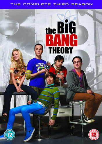 The Big Bang Theory - The Complete Third Season (3 Disc Set)
