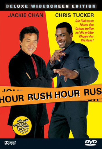 Rush Hour - Deluxe Widescreen Edition
