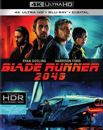 Blade Runner 2049 (2 Disc Set)