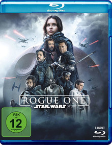Rogue One: A Star Wars Story (2 Disc Set)