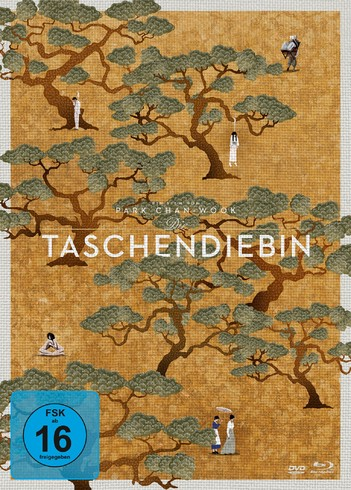 Die Taschendiebin (아가씨) - Limited Collector's Edition (5 Disc Set)